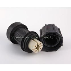 Розетка кабельная РК25-4В1к