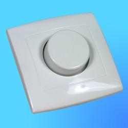 "Светорегулятор(Диммер) 1 СП С13-КЭ-03 АБС ""Елизавета"", 600 Вт. (Кунцево Электро)"