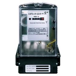 СЭТ3р-01-24-09 5-7,5А; 3*57,7/100В; 1,0 - трёхфазный однотарифный счётчик реактивной энергии
