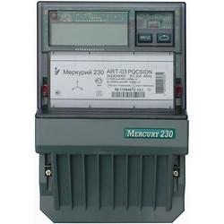 Меркурий 230АRT-03 PQCSIDN 5-7,5А; 3*220/380В; 0,5s/1,0 (снят с производства в 2014 году)