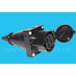 Розетка кабельная 1379.604 (ШРЭ-16Б-3723100)