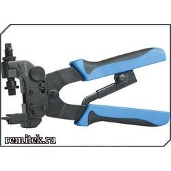 Пресс-клещи для опрессовки водозащищенных F-коннекторов HT-H510B