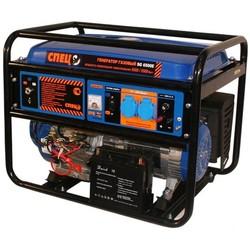 Генератор газовый СПЕЦ SG-6500E