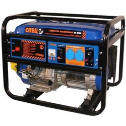 Генератор бензиновый СПЕЦ SB-6500