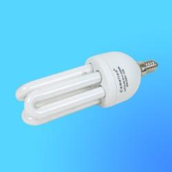 Лампа энергосберегающая Camelion 3U Е-14 15Вт 220B LH-15-3U Cool light (4200К)
