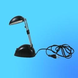 Светильник настольный Camelion KD-108n, G4, черный, тип лампы JC-20Вт