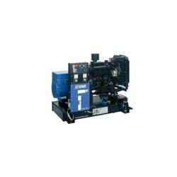 SDMO Pacific TM 20 KM (17,2 кВт) однофазный дизельный