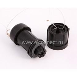 Розетка кабельная РК16-4В1к