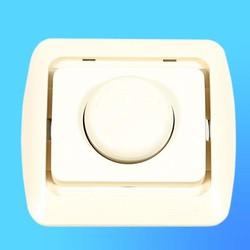 "Светорегулятор (Диммер) 1 СП ""Tuna"" 800 Вт крем, без декор.вставки 50202212 (El-Bi)"