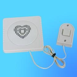 Звонок Сюрприз тройной ди-до СР-01Б(с батарейным питанием) с кнопкой