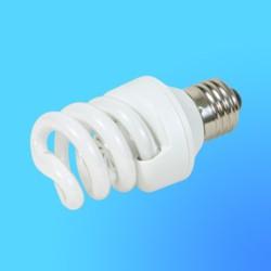 Лампа энергосберегающая Camelion Е-14 9Вт 220B LH-9-Spiral Cool light (спиральная) (4200К)*