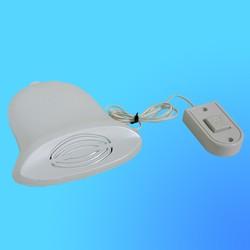 Звонок Колокольчик электр. гонг КЛ-01Б(с батарейным питанием)
