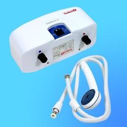 """Проточный водонагреватель """"Timberk"""" WHE-6 OSС комбинированный душ+излив (3,5 - 5,5кВт)"""