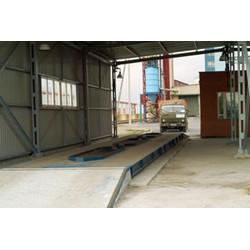 Весы автомобильные тензометрические платформенные ВАТ-40-12-3-2