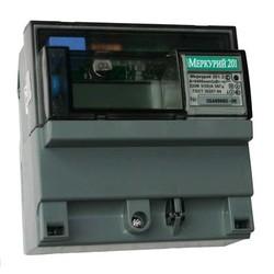 Меркурий 201.22 5-60А; 220В; PLС-модем (цена от 2.340 руб. до 2.187 руб.)