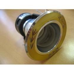 Светильник встраиваемый WOLTA, для энергосберегающих ламп (с вертикальным расположением - ТИП V) (Гарантия 12 месяцев) модель V30B11GS высота 123mm E27