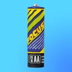 "Батарейка солевая R6 АА 316 1,5V ""Focusray"""