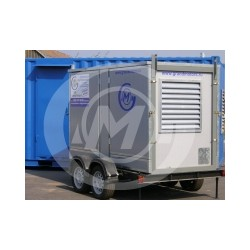 Дизель генератор  GMC55 номинальной мощности - 50 кВА