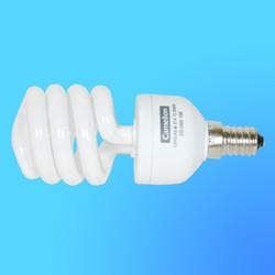 Лампа энергосберегающая Camelion Е-14 15Вт 220B LH-15-AS-M (спиральная MINI) Daylight (6400К)