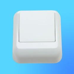 """Выключатель 1 ОП ВА1У-112, белый, 10 """"А"""", """"Прима"""" (Wessen)"""