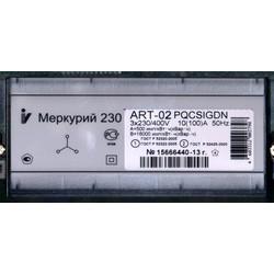 Меркурий 230АRT-02 PQCSIN 10-100А; 3*220/380В; 1,0/2,0 (снят с производства в 2014 году)