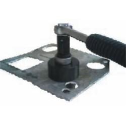 Перфоратор (дыродел) механический ручной электромонтажный ПРЭ-60