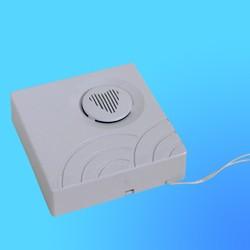 Звонок Диалог электр. гонг улучшенная акустика ДЛ-01К(с сетевым питанием и батарейным питанием)