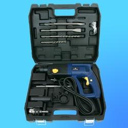 "Перфоратор SDS-plus ""MASTERMAX"" MRH-1400А (920Вт ,0-980об/мин, 0-5185уд/мин, 3 режима ,реверс) кейс"