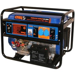 Генератор газовый СПЕЦ SG-3800E