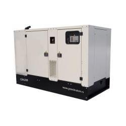 Дизель-генераторная установка GMJ300 в щумозащитном кожухе SILENT