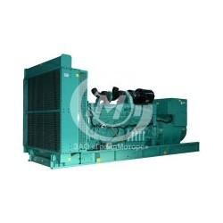Дизельный электроагрегат  GMC1675 номинальной мощности - 1400 кВА