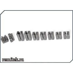 Комплект круглых матриц для аппаратных зажимов от 150 до 400 мм2 кругом