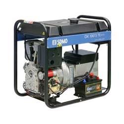 Дизельгенератор SDMO DX 10015TE. Портативный дизельный генератор 8 кВт.