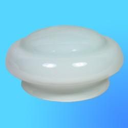 Светильник потолочный НПО 60 D=150 мм Кнопка