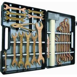 Комплект искробезопасного инструмента КИБО (омедненный инструмент)