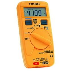 Цифровой портативный мультиметр для промышленных сетей 3255-50 Hioki