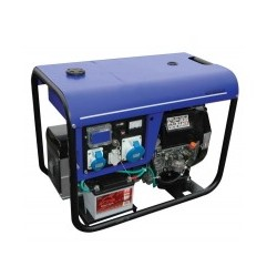 Дизель-генераторная установка GMY7000ELX