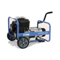 Бензин генератор SDMO PHOENIX 2500. Портативный бензогенератор 2.1 кВт.