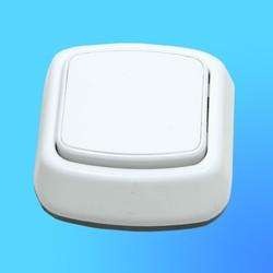 Кнопка звонковая квадратная А10,4-182 АБС (П)