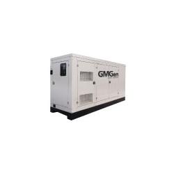 Дизель-генераторная установка GMV300 в щумозащитном кожухе SILENT