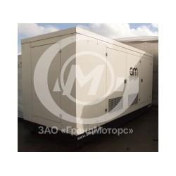 Дизельная электростанция  GMV300 номинальной мощности - 280 кВА