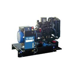 SDMO Pacific TM 7,5 K (6 кВт /7.5 кВА) трехфазный дизельный