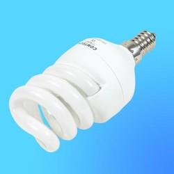 Лампа энергосберегающая Comtech СЕ IL 11/827 Е-14 11Вт(cпираль)