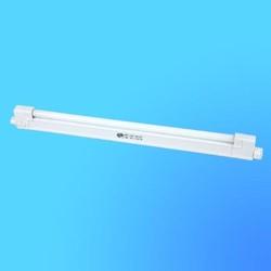 Светильник люмин. Camelion WL-4001А 12 W 220V 420х21х41 mm с выключ., соединение до 10 светил, T4/G5