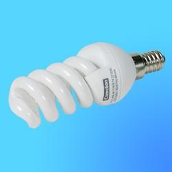 Лампа энергосберегающая Camelion Е-14 11Вт 220B LH-11-AS-M Warmlight (2700К) (спиральная MINI)