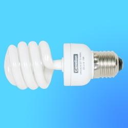 Лампа энергосберегающая Camelion Е-27 15Вт 220B LH-15-AS-M (спиральная MINI) Daylight (6400К)