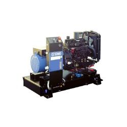 SDMO Pacific T 16 K (12,8 кВт /16 кВА) трехфазный дизельный