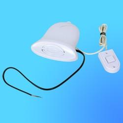 Звонок Колокольчик 12 мелодий КЛ-02С(с сетевым питанием)с кнопкой
