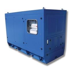 Дизельная электростанция АД-100.2 под капотом