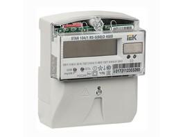Новый компактный счетчик электрической энергии STAR 104/1 R5\u002D5(60)Э 4ШО от IEK на DIN рейку